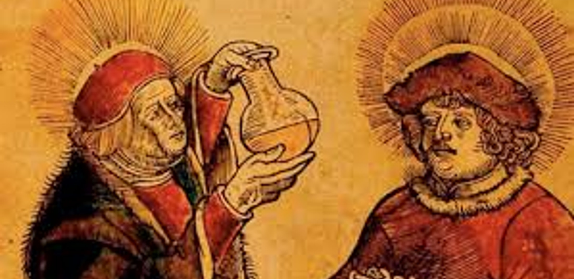Life in the Middle Ages:  The Doctor