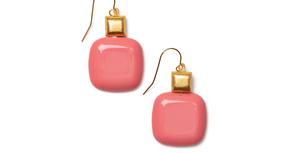 Vuelo earrings pink