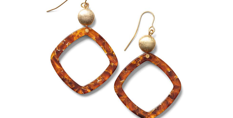 Kanoya earrings marmo