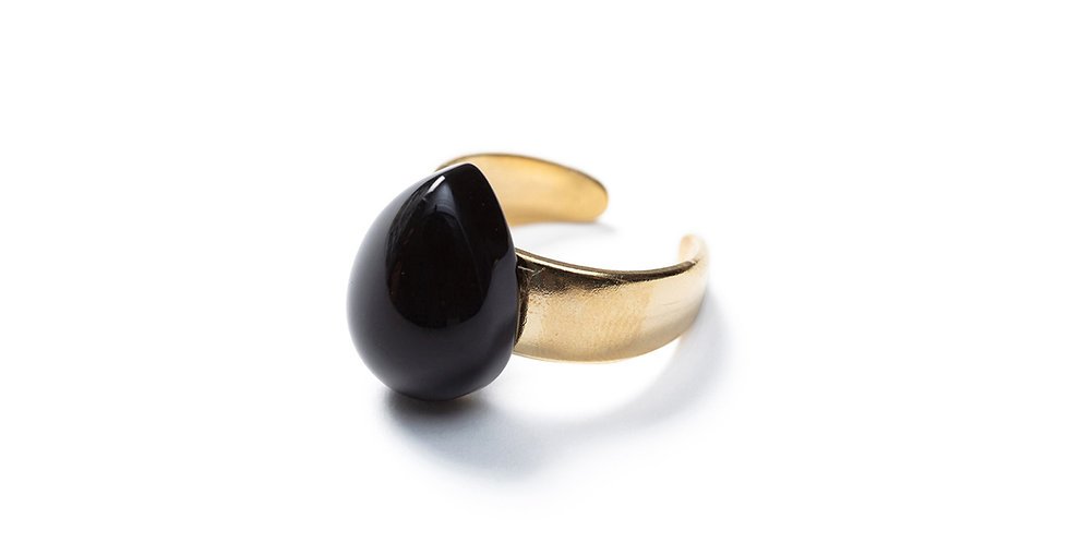 Edo ring black