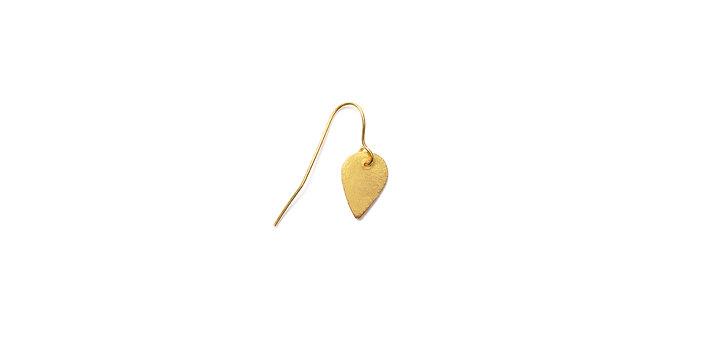 Flor earrings single