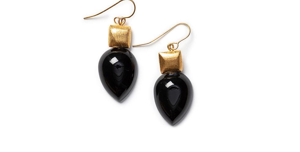 Yagi Earrings black