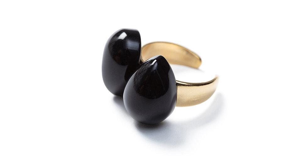 Ono ring black