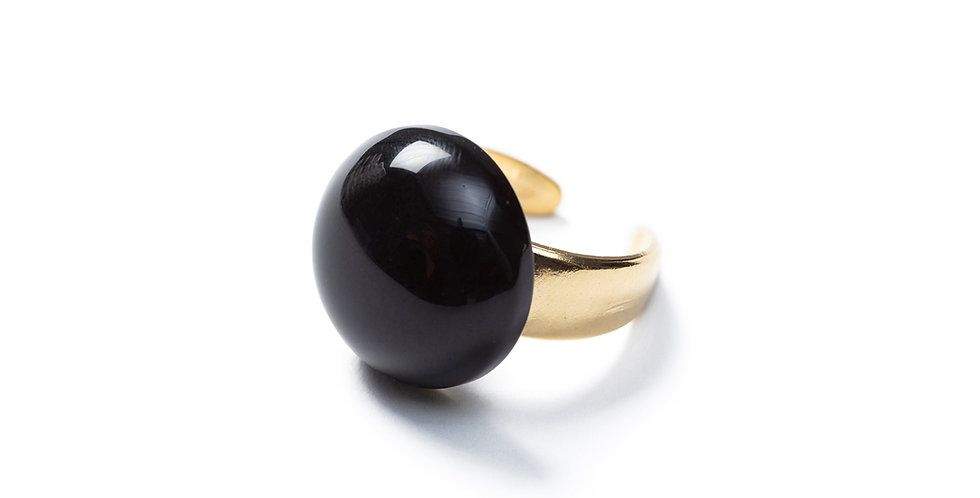 Nezu Ring black
