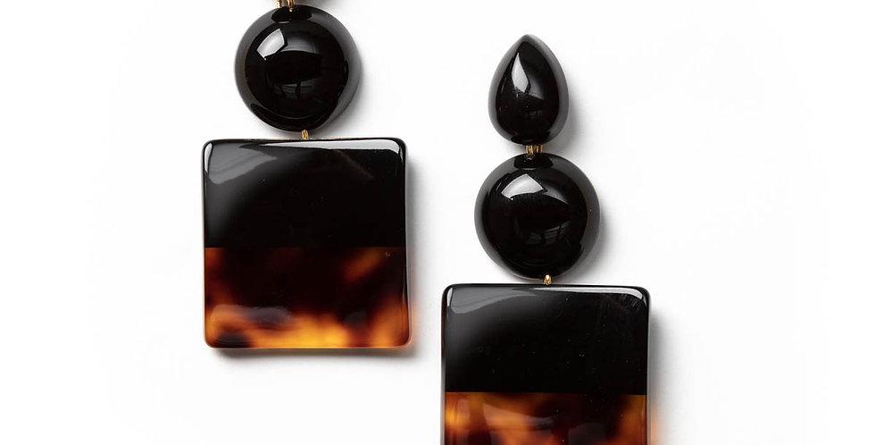 Marrant earrings tortu