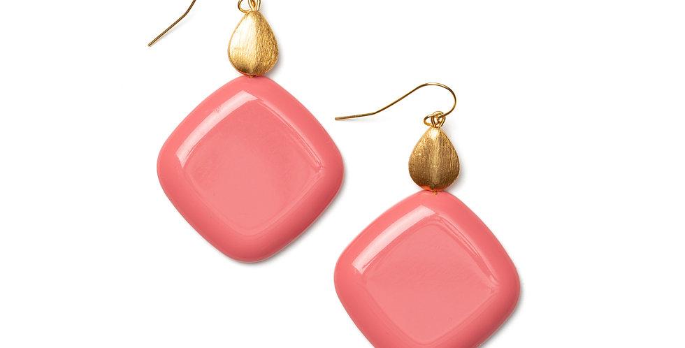 Brisa earrings pink