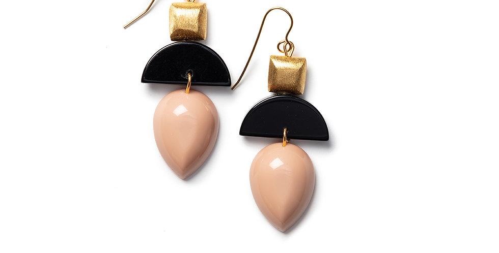 Sai Earring pink
