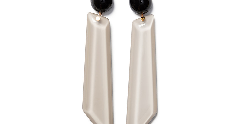 Kona earrings black