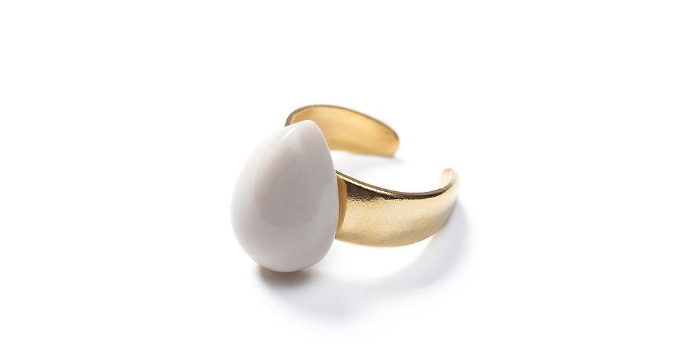 Neru Ring beige