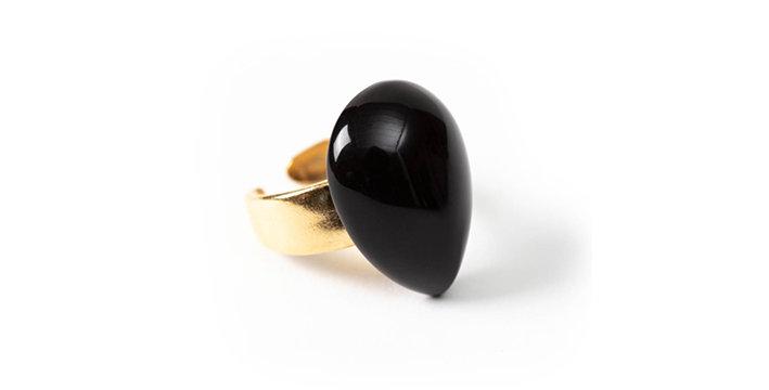 Toi ring black