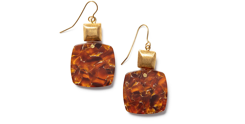 Owase earrings marmo