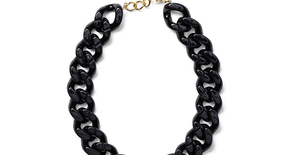 Sukumo necklace black