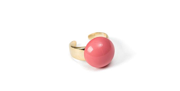 Para ring pink