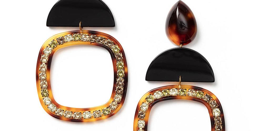 Amour earrings tortu