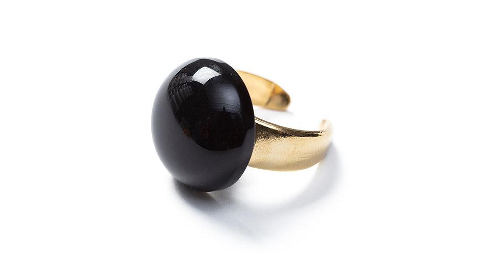Ena ring black