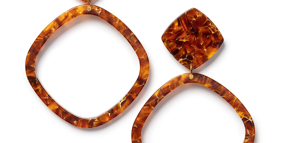 Susaki earrings marmo