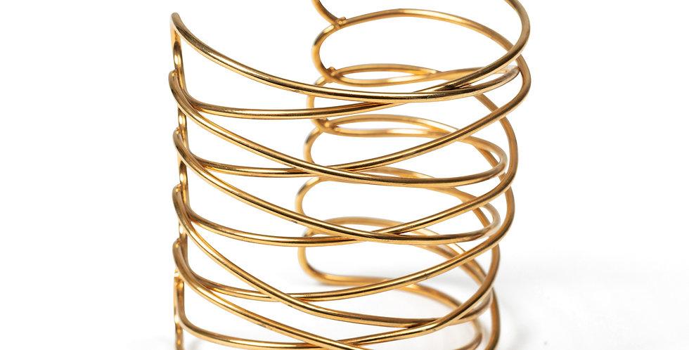 Sol bracelet gold