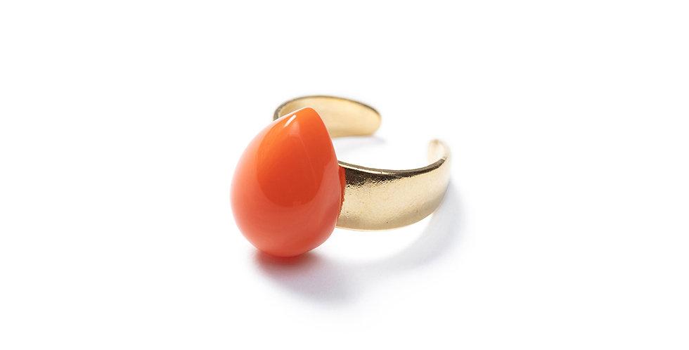 Edo ring orange