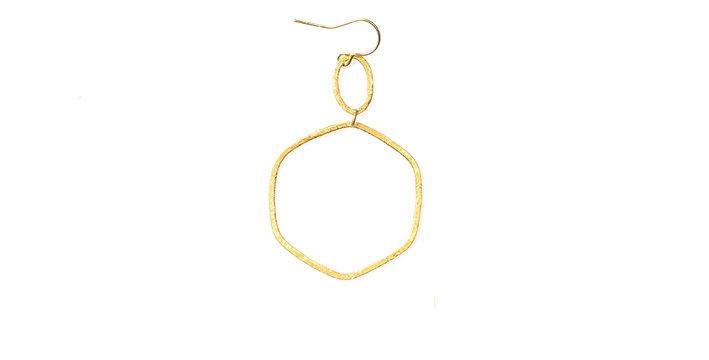 Octa earring single