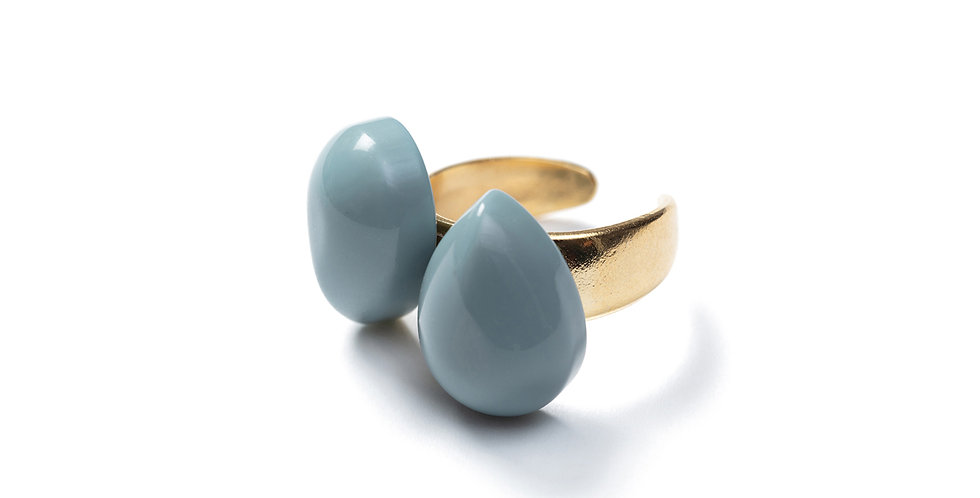 Koto ring blue