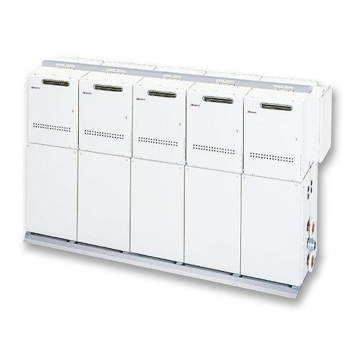 商業用 - 並聯組合熱水爐 NORITZ PACK (室內/戶外)