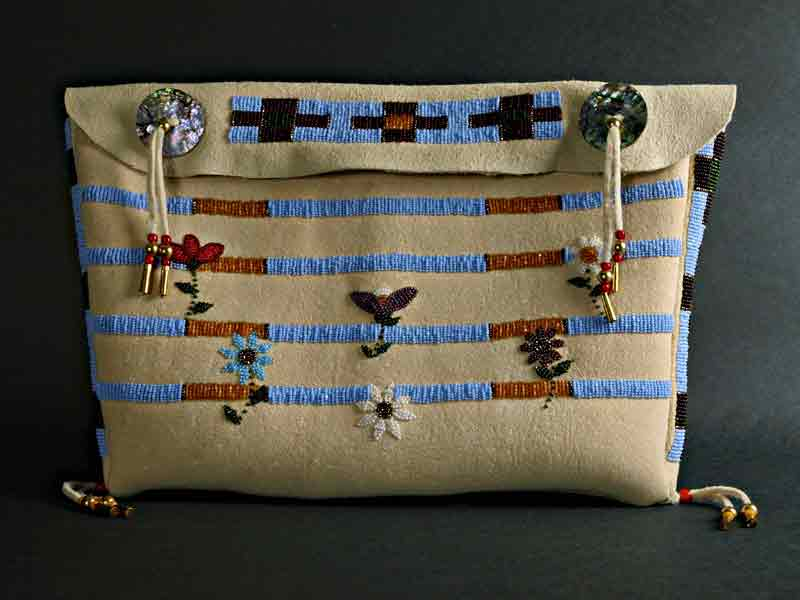 Saddle Bag by Tilda St. Pierre
