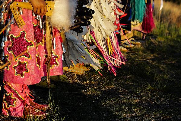 Wiconi Wawokiya Crow Creek