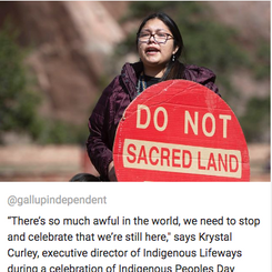 Indigenous Lifeways Social Justice Fellows