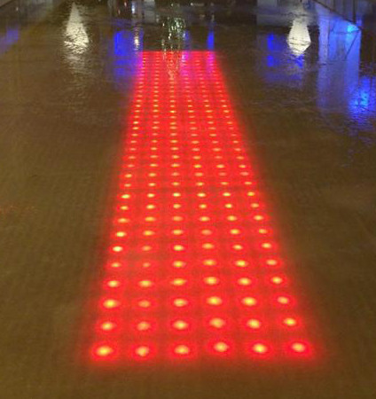 Responsive ice-lights