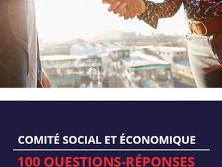 Publication d'une série de 100 questions-réponses sur le CSE par le ministère du travail