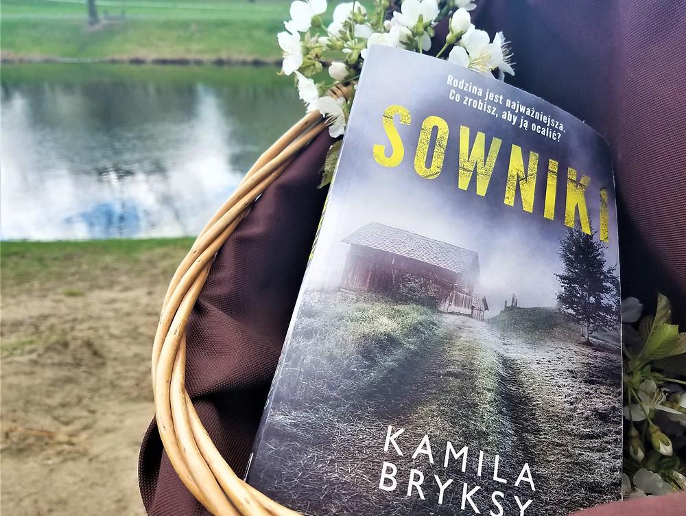 Sowniki recenzja książki Kamili Bryksy