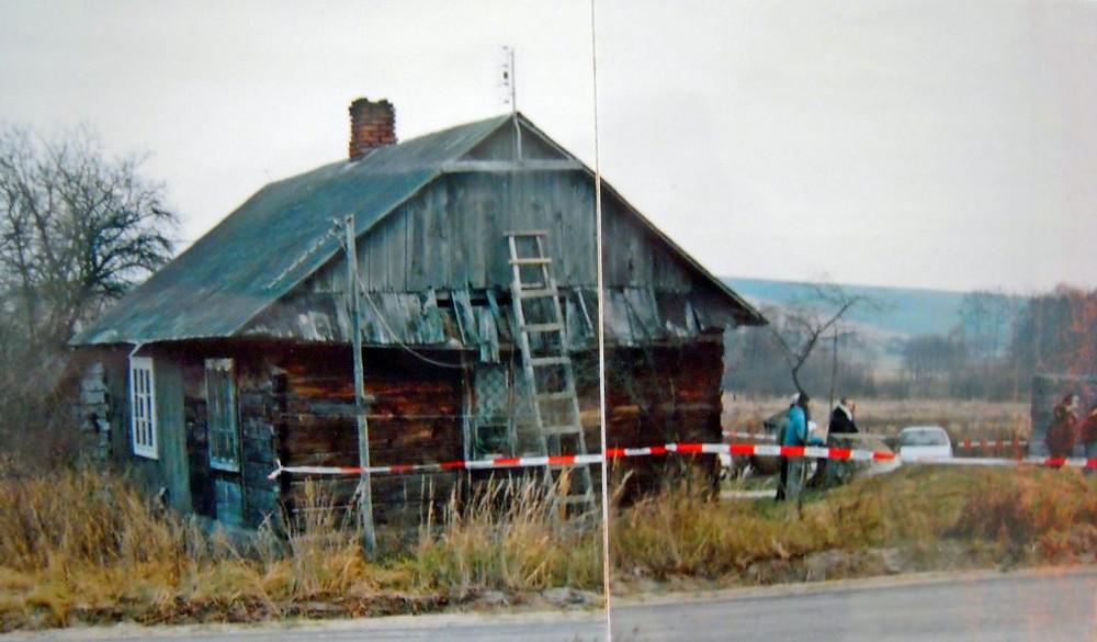 Lipsko-Polesie miejsce zbrodni