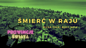 Koniec rajskich wakacji (Bali 2014)