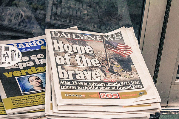 New-york daily news papers
