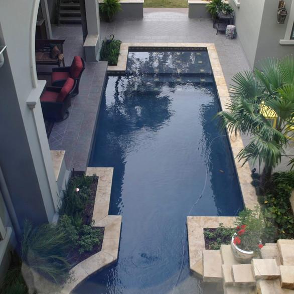 Cox Tile Pool Overhead 12