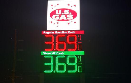 US Gas Arizona