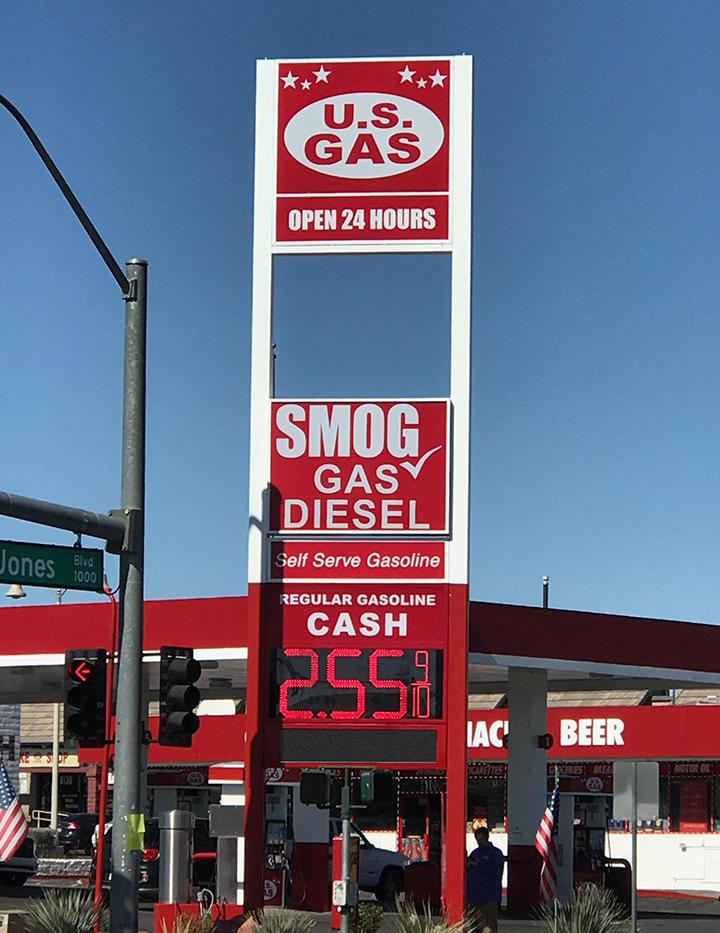 US GAS 2