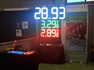 Sorrento Technologies at the NACS Show in Chicago was a great success!