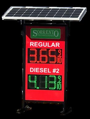 Zenth Solar Signage