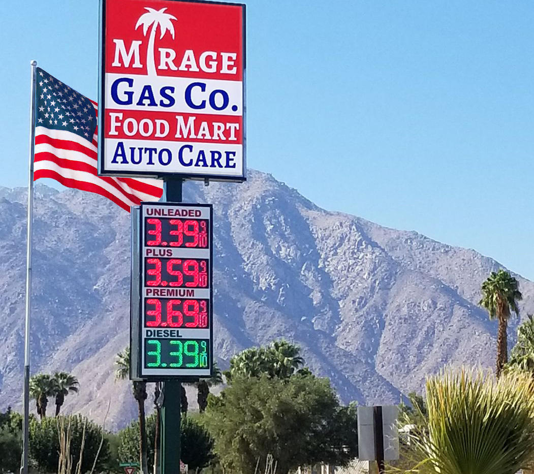 Mirage Gas Co