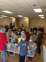Villlage Church Rolesville Blessing Others
