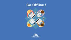 นักการตลาดเริ่ม Go Offline!