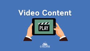 วางกลยุทธ์เมื่อคิดทำ Video Content