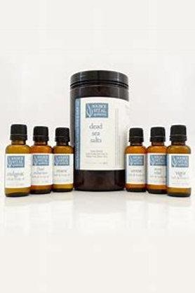 Bath Oil 5 Pack