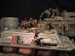 Models by Wargame Exclusive, Buildings by Micro Art Studio