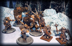 Banebrood (left) by Megalith Games, Warriors of Pestilence (left) by Avatars of War