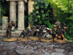 Models by Gary Hunt Miniatures