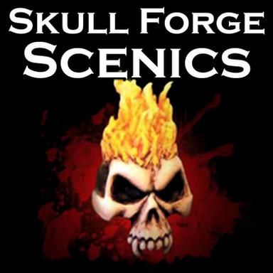 Skull Forge Scenics