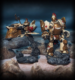 Models by Scibor Miniatures