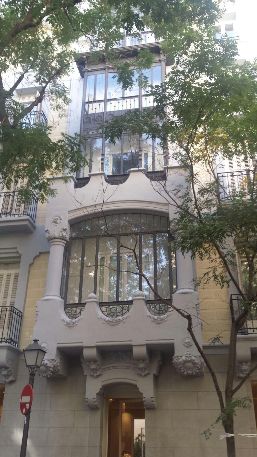 fachada lagasca